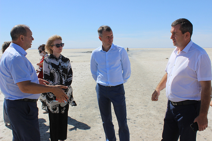 Власти региона объединят усилия для развития туристического потенциала озера Эльтон и прилегающей территории
