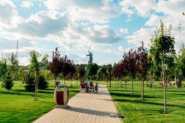 Волгоградская область демонстрирует эффективную реализацию государственных программ