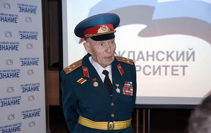 Ушел из жизни Владимир Семенович Туров