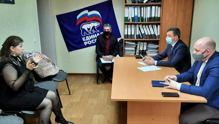 Михаил Струк взял под личный контроль обращения граждан по вопросам ЖКХ