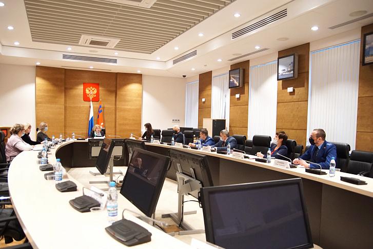 Профильный парламентский комитет рассмотрел итоги природоохранной деятельности