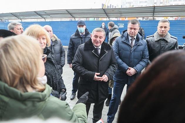 В Волгоградской области продолжается системная работа по защите прав дольщиков