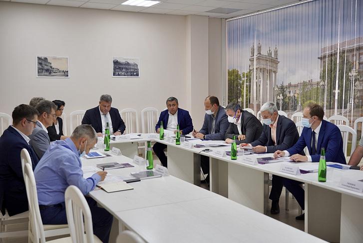 В регионе планируется построить новое промышленное предприятие