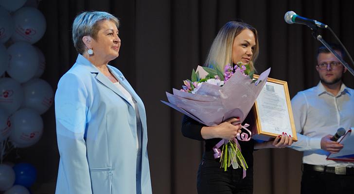 В Волгограде чествовали лучших медицинских сестер